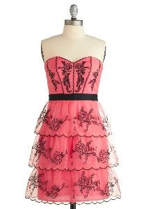 Cherry Cordially Invited Dress