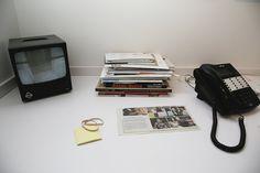 Amstel Gallery . E. Brady Robinson . Gallery Desk . Hemphill Fine Arts