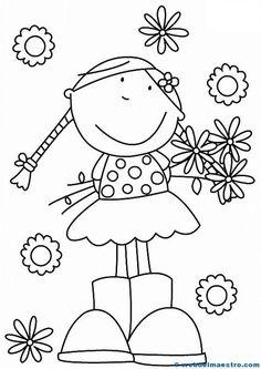 7160 Mejores Imagenes De Coloring Pages For Kids En 2018 Coloring