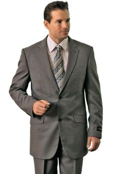 Choose among our great deals of mens grey classic suit and expose yourself with classic look at all the occasions.