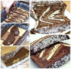 A házi Ferrero villámgyorsan elkészíthető, nézd meg te is, hogyan! My Recipes, Cookie Recipes, Dessert Recipes, Hungarian Desserts, Sweet Desserts, No Bake Cake, Food To Make, Bakery, Food And Drink