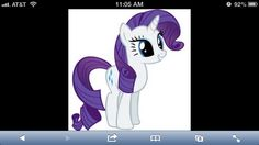 I relate so much to rarity! I love fashion and sewing and designing and trying to play up my look!