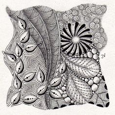 Zentangle+Pattern+Gallery | Zentangle Pattern Gallery | Recent Photos The Commons Getty Collection ...
