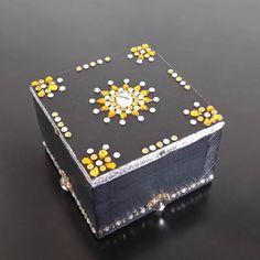 sb_01005 Jewellery Boxes, Decorative Boxes, Crafts, Design, Home Decor, Homemade Home Decor, Creative Crafts, Handmade Crafts