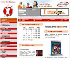 Web dedicada a la denuncia de abusos por la red y a la formación sobre el uso seguro de Internet