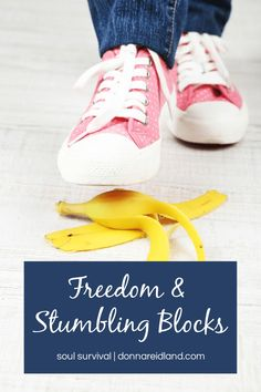 We have a great deal of freedom in Christ, but what freedoms would you give up if something you do was a stumbling block to a weaker brother or sister?