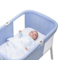 Minicuna plegable Chicco LullaGo, inserciones en malla para una correcta ventilación.