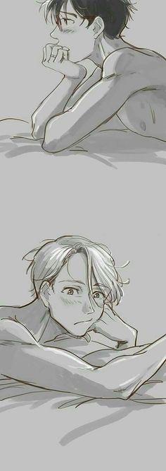 Read Tododeku♥ from the story ◀◀Imagenes Yaoi (Bnha(? Hot Anime, Manga Anime, Art Manga, Katsuki Yuri, Yuuri Katsuki, Love On Ice, ユーリ!!! On Ice, Drarry, Johnlock