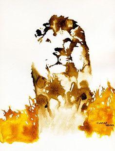 Lion : Dessins par arthelius