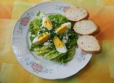 Nejlepší recepty na zeleninové saláty – postup, ingredience a druhy receptů | NejRecept.cz Mozzarella, Avocado Toast, Tacos, Meat, Chicken, Breakfast, Ethnic Recipes, Fitness, Meal