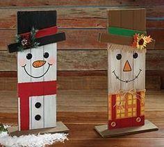 Snowmen/Scarecrow