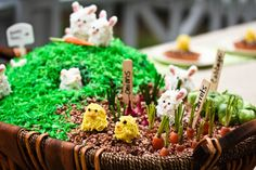 Just adorable! Easter rice Krispies