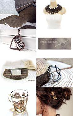 Brown by Sani on Etsy--Pinned with TreasuryPin.com