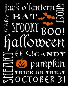 Great Ideas -- 17 Halloween Countdown Calendars and Halloween Printables!!