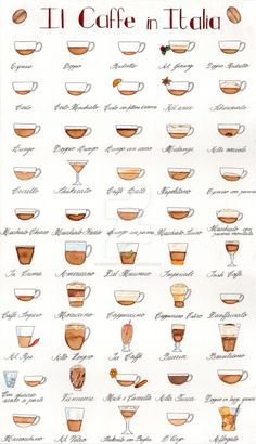 Italia il caffè   #TuscanyAgriturismoGiratola