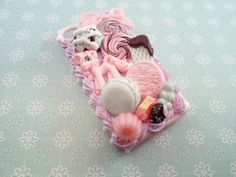 Sweet and Sugary Kawaii Pony Decoden Case for by Lucifurious, $42.00