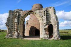 St. Benet's Abbey , near Ludham.