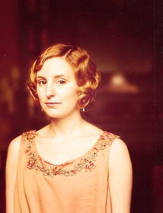 Downton Abbey Appreciation - Lady Edith
