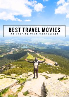 Excite and inspire yourself with the idea of traveling the world with this list of the BEST travel movies that would ignite your wanderlust! | via http://iAmAileen.com/best-travel-movies-inspire-wanderlust/ #travel #movies #travelmovies #wanderlust