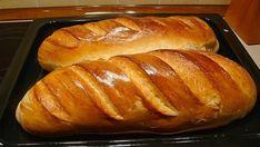 Domácí nadýchaný chléb s křupavou kůrkou připravený během 45 minut! | Milujeme recepty