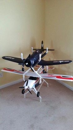 Rc Airplane Transport Rack Transporting Planes To Your