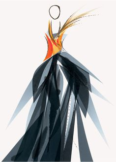 450 best abstract fashion illustration images on pinterest fashion