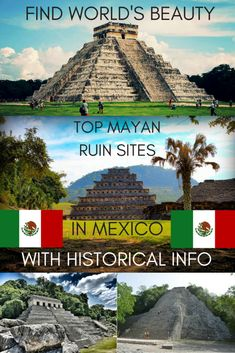 The most enticing Mayan ruin sites in Mexico with historical information - Find World's Beauty