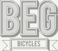 I <3 this website. BEG Bicycles: Beautifully hand built, classic bicycles and vintage-inspired cycling accessories