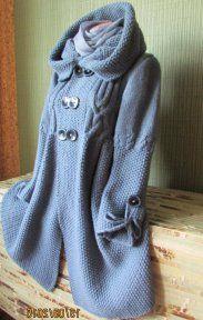 (48) Одноклассники Knit Cardigan Pattern, Crochet Cardigan, Knit Crochet, Linen Stitch, Angora Sweater, Classy Casual, Womens Scarves, Knitting Patterns, Coat