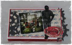 Gunns Papirpyssel, Toffifee eske, gift box with chocolate