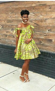 Latest Ankara Dress Styles - Loud In Naija African Fashion Designers, African Fashion Ankara, African Inspired Fashion, Latest African Fashion Dresses, African Print Fashion, Africa Fashion, African Attire, African Wear, African Women