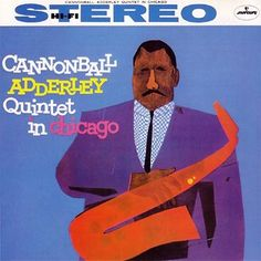 ♫ Wabash - Cannonball Adderley & John Coltrane - The Cannonball Adderley Quintet in Chicago #twitPod #nowplaying