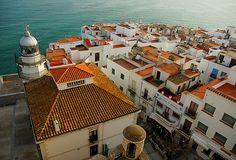 ESPAÑA - Peñíscola by S. Lo, via Flickr