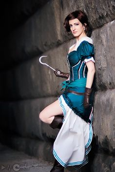 The Lady Maverick - Assassin's Creed 3 Cosplay Multiplayer Character