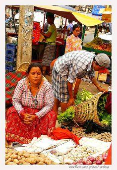 market, Pokhara, Nepal. Photo: Araleya via Flickr.