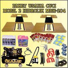 Paket Cuci Mobil 2 Hidrolik MBH – 204