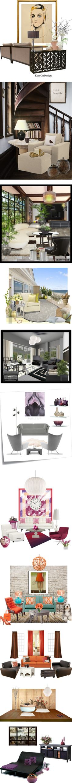"""Top Interior Design Sets for Jul 16th, 2012"" by polyvore ❤ liked on Polyvore"