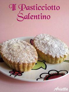 Muffins, cookies e altri pasticci: Il pasticciotto salentino