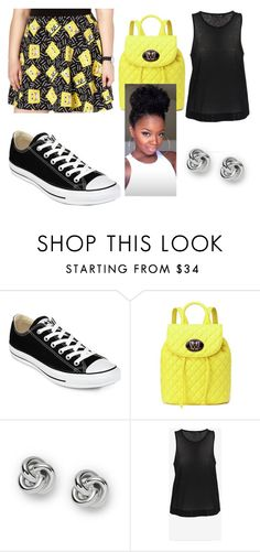 """""""I want this outfit"""" by amr1020 ❤ liked on Polyvore featuring Converse, Love Moschino, FOSSIL, rag & bone/JEAN, women's clothing, women, female, woman, misses and juniors"""