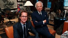 Over the years designers come and go, but it is always a little sad to see  a change of power when dealing with a fashion empire. Ralph Lauren steps down as the CEO of Ralph Lauren Corporation. Head to {thestrongsuit.blogspot.com} to see the details! #thestrongsuit #fashionblog #styleblog #fblogger