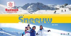Sunweb is een sterk merk. Dit is ook te zien aan het brede assortiment van Sunweb. Zo kan je op zonvakantie, wintersport, op een autovakantie en met groepsreizen meegaan
