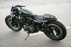 Roland Sands, Technics Sportster, based on Iron 883