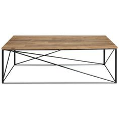 Maze Coffee Table  Natural/Black was $649; NOW $479 #freedomautumnsale
