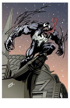 Venom - Steve Scott