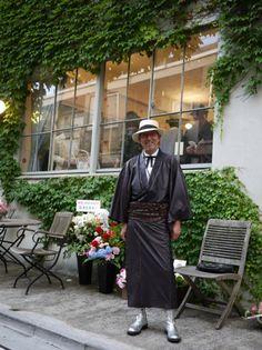 STYLE from TOKYO | street fashion based in japan: Tokyo dandy gentleman...vol.54  Wow!