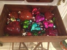 Corazones vidrio Soplado. #OsoYParis