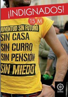 Indignados 15M Spanish Revolution (Spanish Edition) by Fernando Cabal. $5.00. Author: Fernando Cabal. 114 pages. Publisher: Mandala ediciones; 1 edition (June 15, 2011)