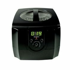 GemOro 1.2 Quart Ultrasonic Cleaner (BLACK) by Gemoro. $76.93. Advanced digital control system (ADCS). ses water or combined water and household soap solution. Removable full size basket. You will receive (1) GemOro 1.2 Quart Ultrasonic Cleaner in BLACK. Digital control timer. About GemOro 1.2 Quart Ultrasonic Cleaner:  Our attractive, European designed all black ultrasonic is constructed out of contoured durable ABS. With its ideal capacity of 1.2 quarts and low cost, this mak...