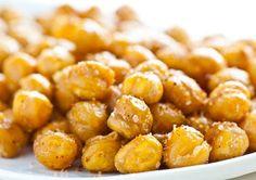 Snacks de Grão-de-Bico