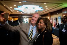 """Gov. Bruce Rauner pitched the key elements of his """"Turnaround Agenda"""" to the state's African-American business owners Thursday."""